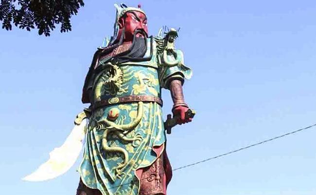 Mahasiswa Buddhis Minta Negara Lindungi Patung Dewa di Tuban