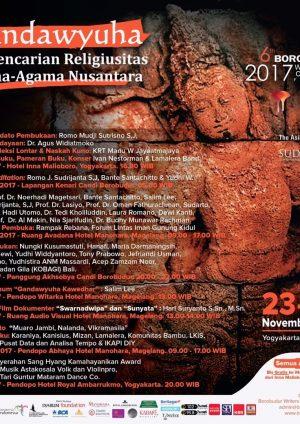 Gandawyuha dan Pencarian Religiusitas Agama-agama Nusantara