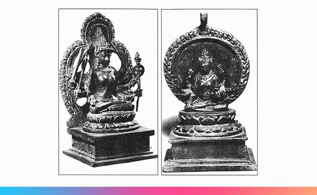Mahapratisara, Bodhisattwa Agung Salah Satu Objek Puja Leluhur Nusantara