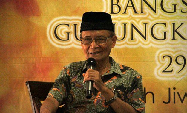 """Buya Safii Maarif: """"Indonesia adalah Rumah Bersama"""""""