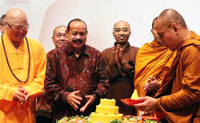 Peluncuran Program Pendidikan Keluarga Buddhis Indonesia