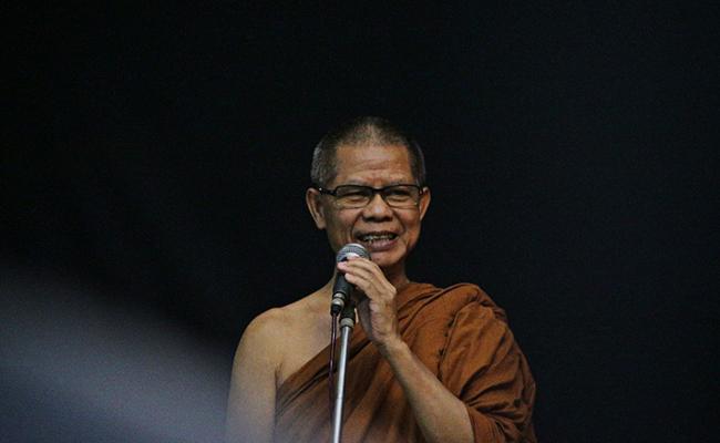 Bhante Dhammasubho: Umat Buddha Desa Jangan Meninggalkan Tradisi Leluhur