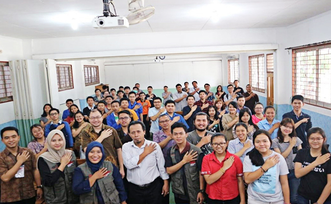 Peran Pemuda Buddhis Relawan Demokrasi dalam Meningkatkan Partisipasi Politik pada Pemilu 2019