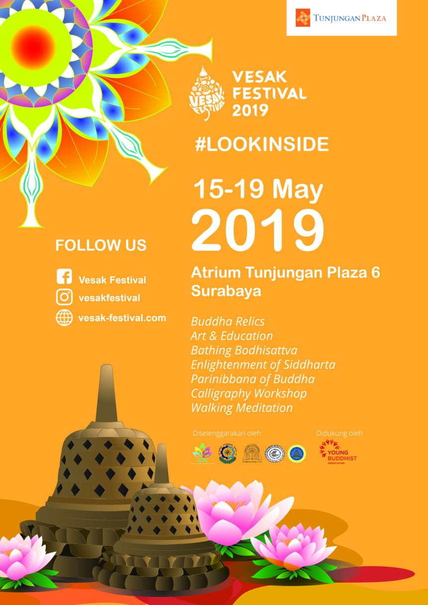 Vesak Festival: Look Inside