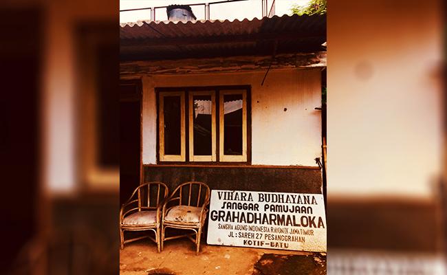 Nasib Vihara Usang di Sudut Kota Batu, Jawa Timur, Ditinggalkan Umatnya