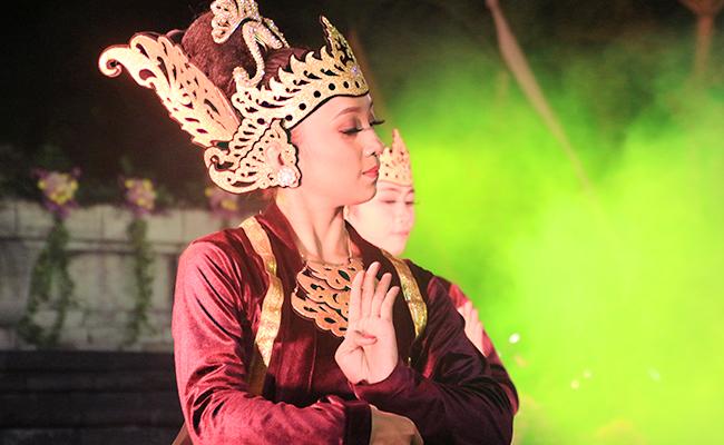 Praptaning Pratima, Kisah Datangnya Arca Vihara Dharma Sundara