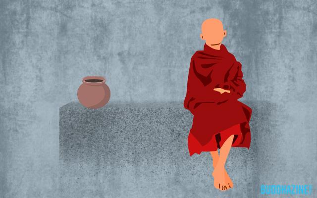 Benarkah Bhikkhu Mengemis?