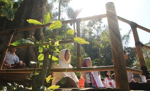Dusun Krecek, Oase Dusun Buddhis