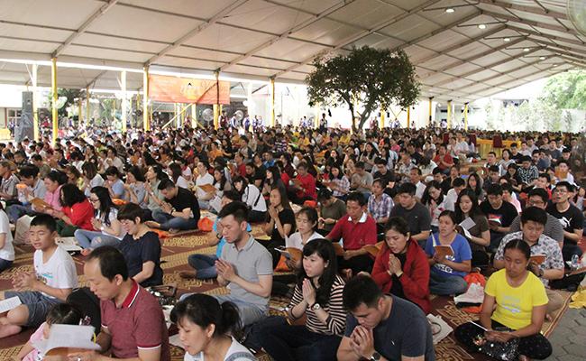 Rayakan Kathina, Umat Buddha Wihara Ekayana Arama Doakan Negara dan Bangsa Indonesia