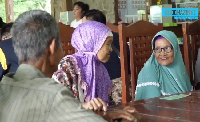 Sahabat Nasional Belitung Lakukan Bakti Sosial
