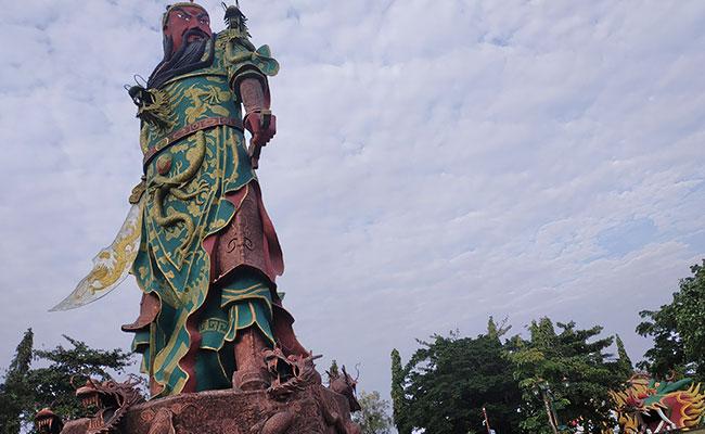 Klenteng Kwan Sing Bio Tuban, Tempat Patung Raksasa yang Pernah Bermasalah