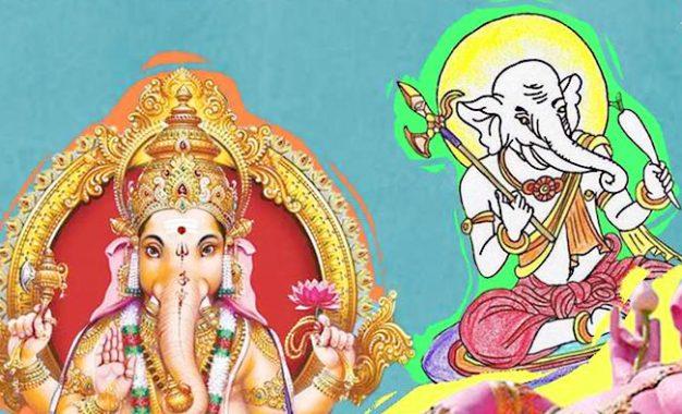 Pemujaan Ganesha Versi Buddhis