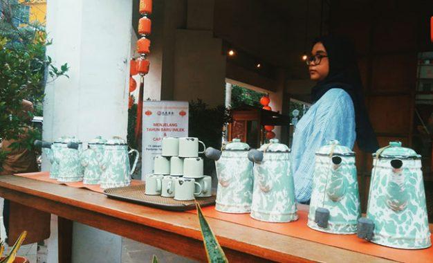 Kisah Delapan Teko di Pancoran, Jakarta