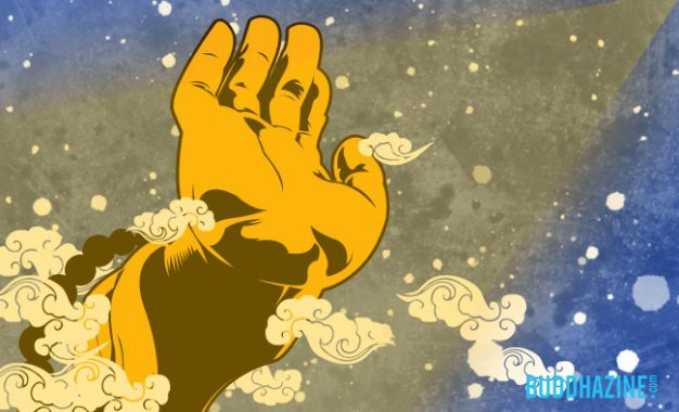 "Buddha Maitreya, ""Sang Juru Selamat""?"