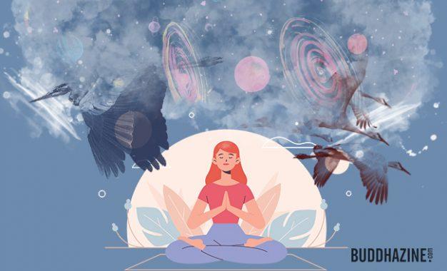 Apakah Meditasi Sama dengan Berdoa?