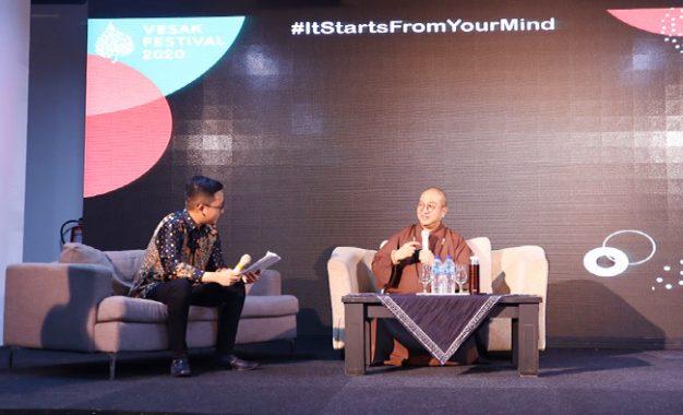 Talkshow #ItStartsFromYourMind: Surga atau Neraka Tergantung dari Pikiran Kita