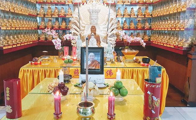 Selamat Jalan Bhante Suryabhumi