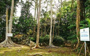 Situs Setapan, Stupa yang Terserak
