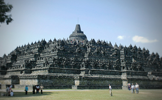 Wow! Ternyata Candi Borobudur Dibangun dengan Ilmu Matematika Modern