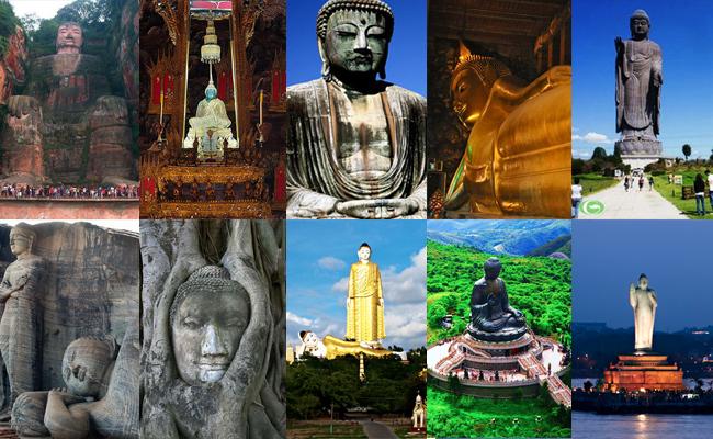 10 Patung Buddha Paling Terkenal di Dunia