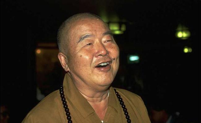 Master Hsing Yun Terkena Stroke