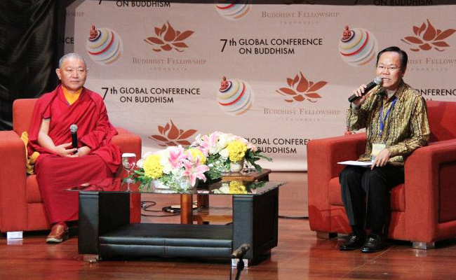 Ringu Tulku Rinpoche: Hidup Tanpa Rasa Marah dan Takut