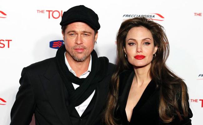 Brad Pitt dan Angelina Jolie Menikah Dibantu Rohaniwan Buddha