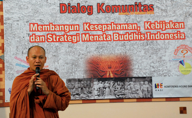 """""""Agama Buddha Harus Kembali ke Pendidikan!"""""""