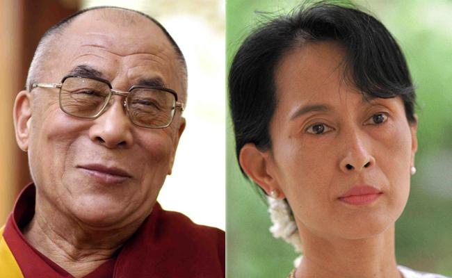 Dalai Lama Dorong Aung San Suu Kyi Berperan Selesaikan Krisis Rohingya