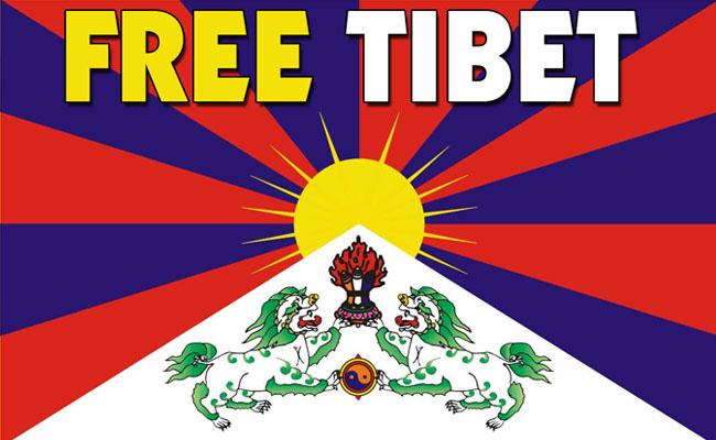 Warga Tibet Protes Bakar Diri Sambut Kongres Partai Komunis China