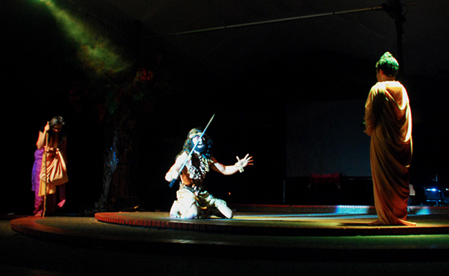 Melihat Angulimala dalam Paduan Tari, Drama, dan Musik