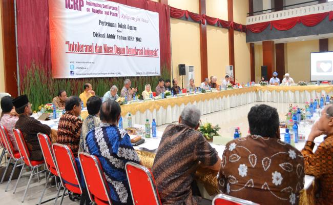 Tokoh-tokoh Agama Bahas Intoleransi Beragama di Indonesia