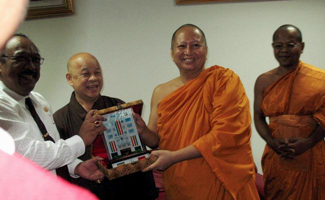 STAB Dutavira Jalin Kerjasama dengan Mahachulalongkornvidyalaya University