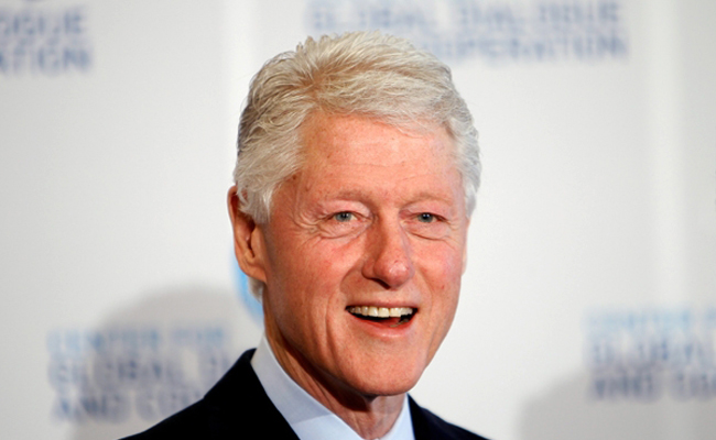 Mantan Presiden AS Bill Clinton Jadi Buddhis?