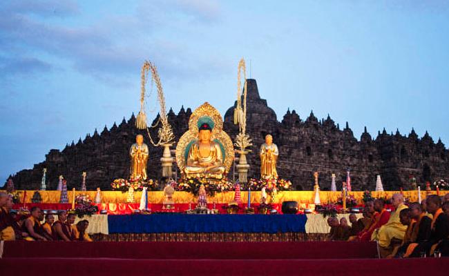 Jadwal Peringatan Waisak di Indonesia