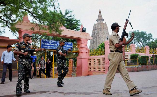 Bodh Gaya Diserang Serangkaian Bom