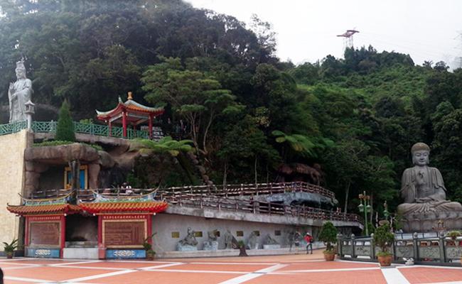 Chin Swee Temple, Cahaya di Genting
