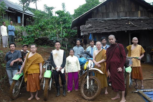 Menyebarkan Dhamma Hingga ke Pelosok