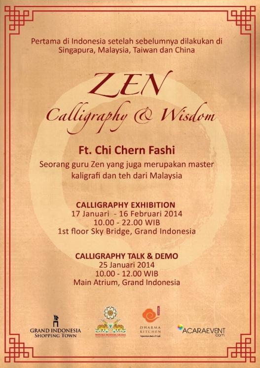 Zen Calligraphy & Wisdom