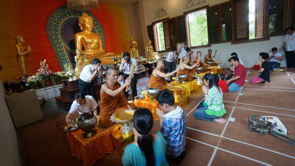 First Blessing untuk Para Penerus Dhamma