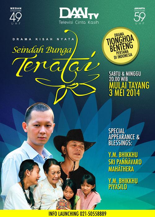 "Launching Drama DAAI TV ""Seindah Bunga Teratai"""