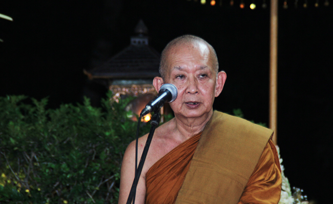 Bhikkhu Sri Pannyavaro: Hati-hatilah dengan Pikiran Anda!