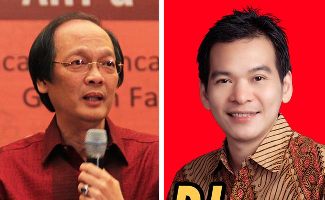 Setelah Sudhamek AWS, Kini Muncul Nama Daniel Johan dalam Bursa Calon Menteri Kabinet Jokowi-JK
