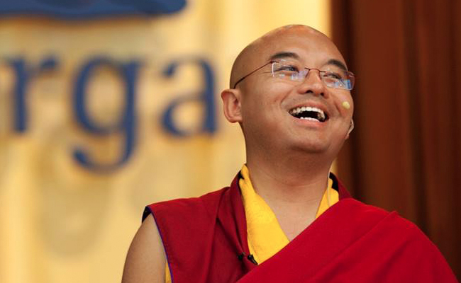 Nasehat Mingyur Rinpoche Agar Hidup Menjadi Ceria