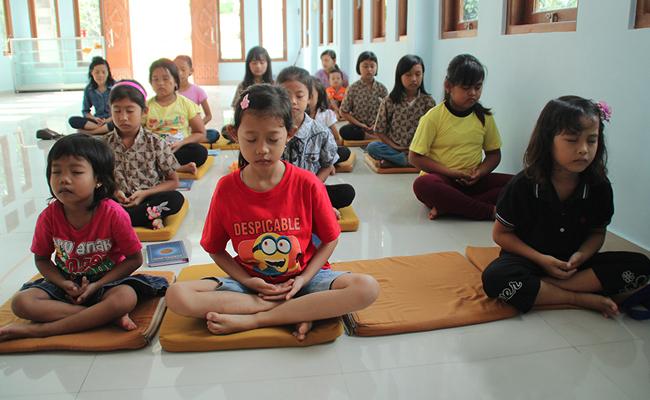 Seperti Apakah Pendidikan Karakter Menurut Buddhis?