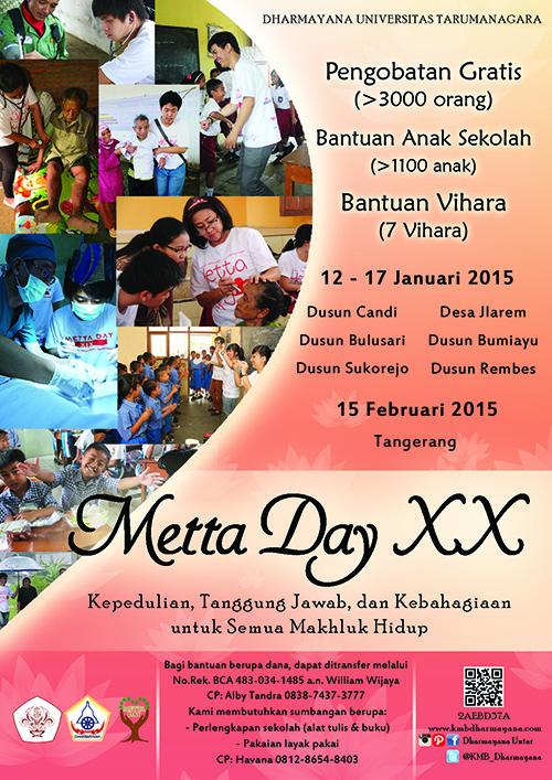 Metta Day XX