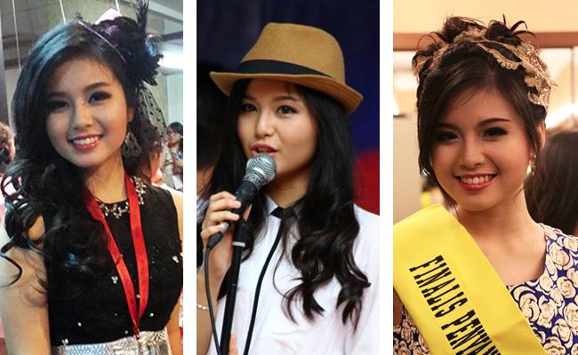 Si Cantik Anzela Ingin Menyebarkan Dharma Lewat Suara Emasnya
