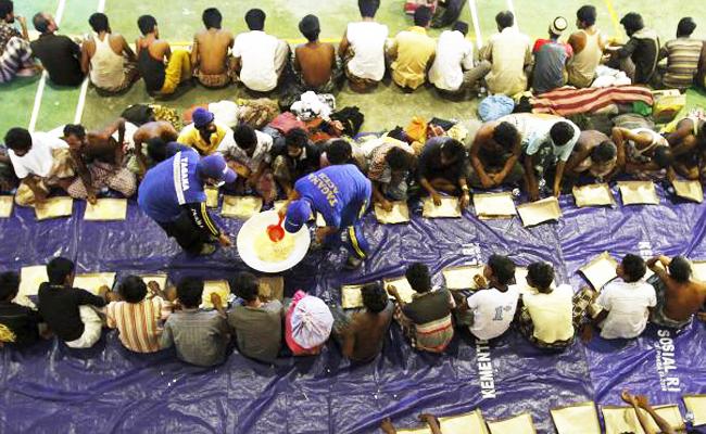 MUI dan Walubi Prihatin Terhadap Pengungsi Rohingya