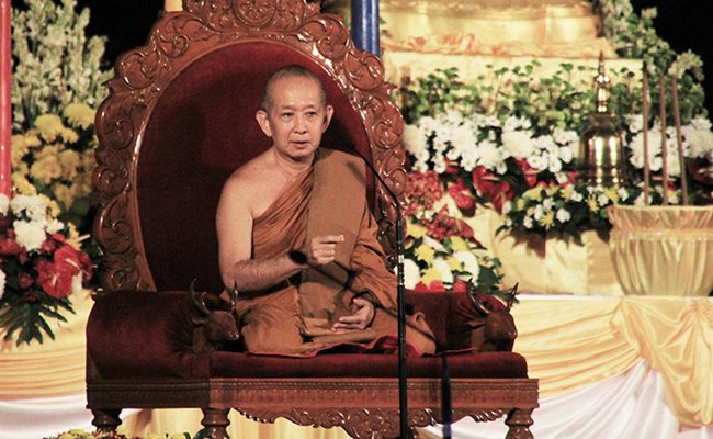Pesan Bhikkhu Sri Pannyavaro Agar Bebas dari Penderitaan