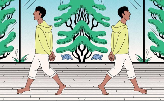 Cara Melatih Meditasi Berjalan